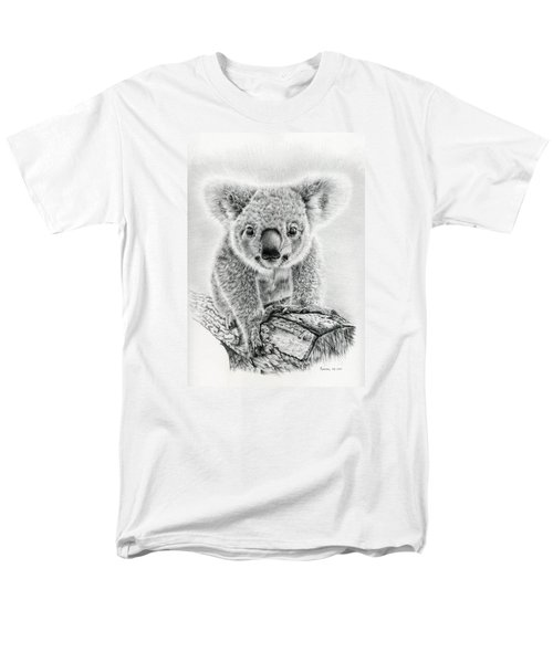 Koala Oxley Twinkles Men's T-Shirt  (Regular Fit) by Remrov