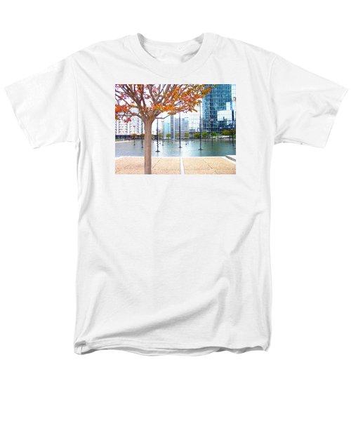 La Defense Men's T-Shirt  (Regular Fit) by Oleg Zavarzin