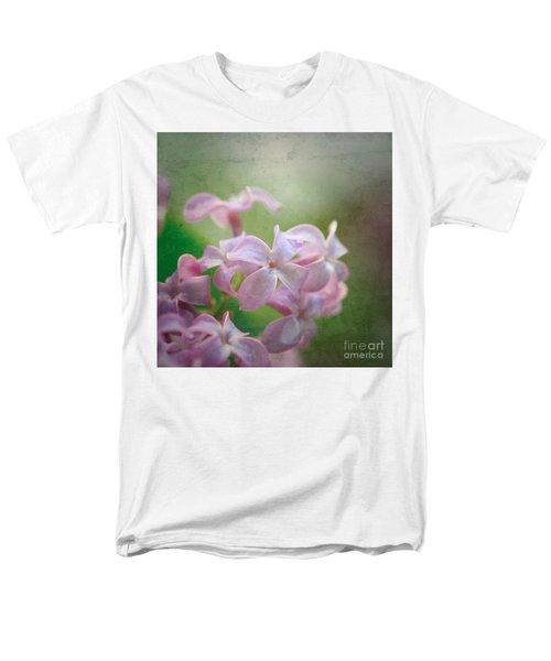 Lilac Dreaming  Men's T-Shirt  (Regular Fit) by Kerri Farley