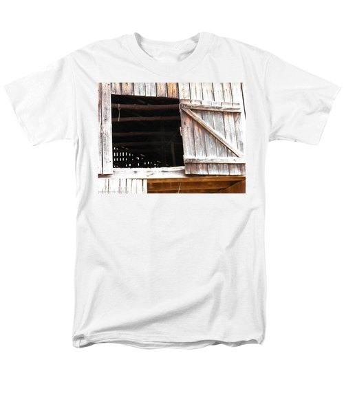 Men's T-Shirt  (Regular Fit) featuring the photograph Lofty Hieghts by Nick Kirby