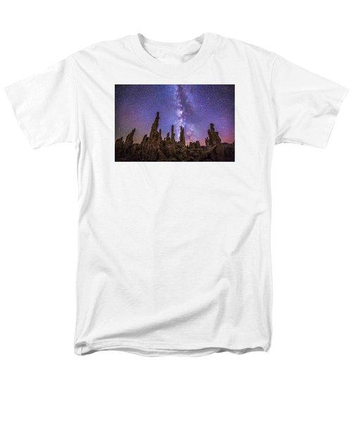 Lost Planet Men's T-Shirt  (Regular Fit) by Tassanee Angiolillo