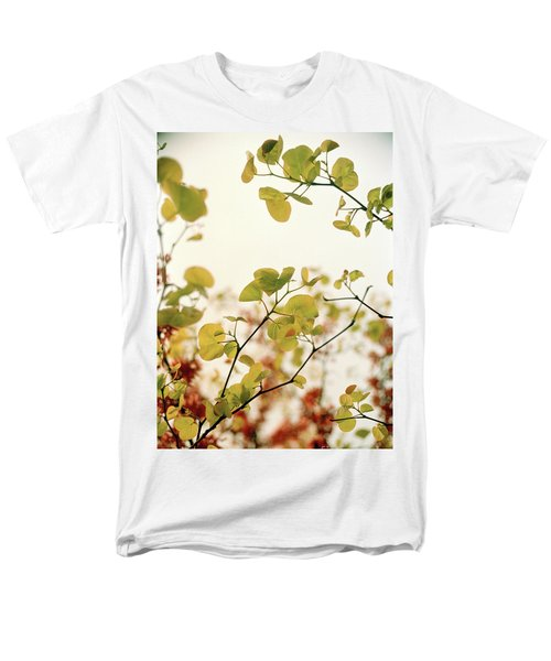 Love Leaf Men's T-Shirt  (Regular Fit) by Rebecca Harman