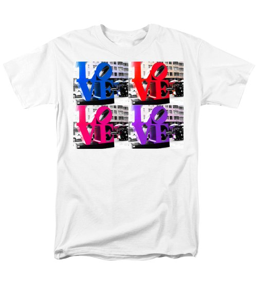 Love Pop Men's T-Shirt  (Regular Fit) by J Anthony