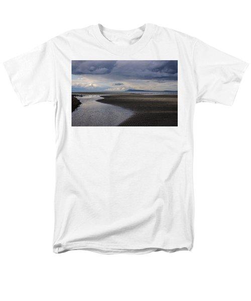 Tidal Design Men's T-Shirt  (Regular Fit) by Roxy Hurtubise