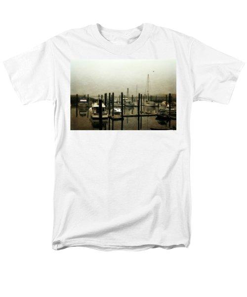 Low Tide Men's T-Shirt  (Regular Fit) by Michelle Calkins