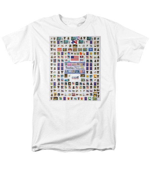Magnificent Collections Men's T-Shirt  (Regular Fit) by Lorna Maza