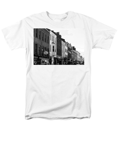 Market Street Men's T-Shirt  (Regular Fit) by Kevin Fortier