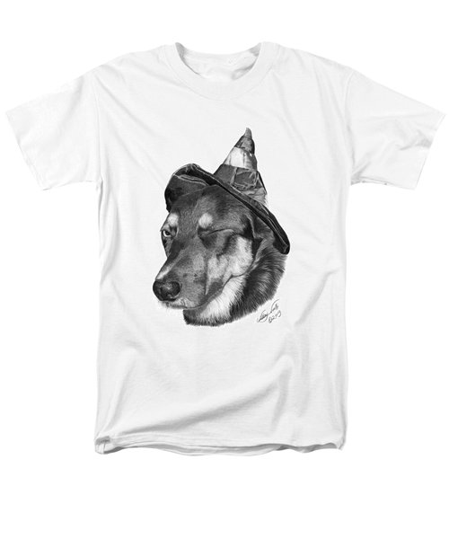 Marlee In Witch's Hat -021 Men's T-Shirt  (Regular Fit) by Abbey Noelle