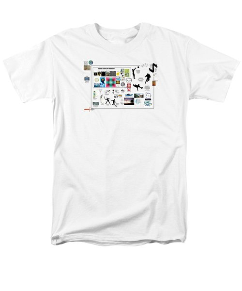 Mastering Men's T-Shirt  (Regular Fit) by Peter Hedding