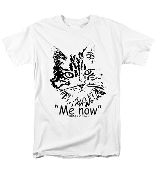 Men's T-Shirt  (Regular Fit) featuring the photograph Me Now by Robyn Stacey