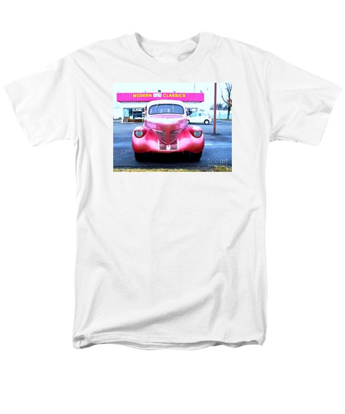 Men's T-Shirt  (Regular Fit) featuring the photograph Modern Classics by MJ Olsen