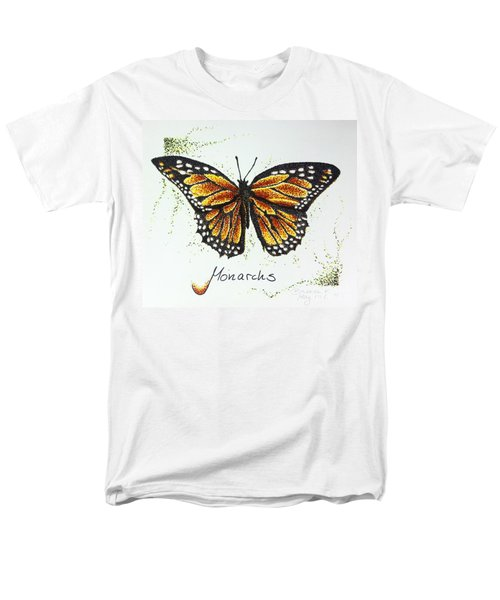 Monarchs - Butterfly Men's T-Shirt  (Regular Fit) by Katharina Filus