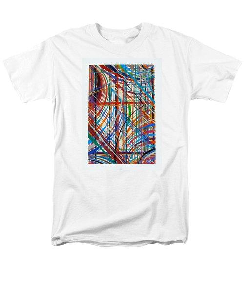 Monday Morning Men's T-Shirt  (Regular Fit) by Alan Johnson