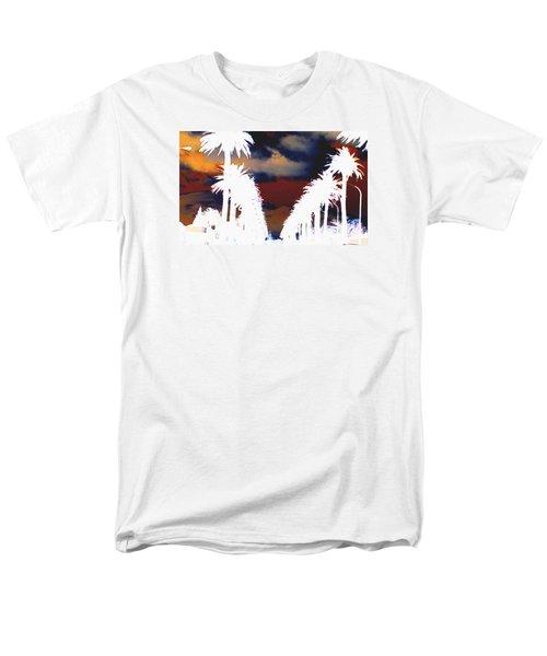 Moody Blues Men's T-Shirt  (Regular Fit) by Linda Hollis