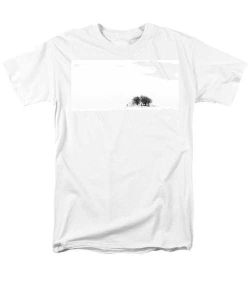 Men's T-Shirt  (Regular Fit) featuring the photograph Mound by Gert Lavsen