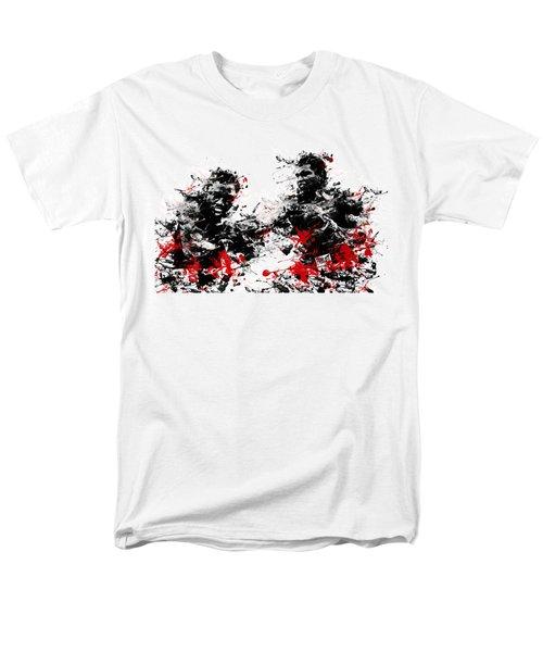 Muhammad Ali Men's T-Shirt  (Regular Fit) by Bekim Art