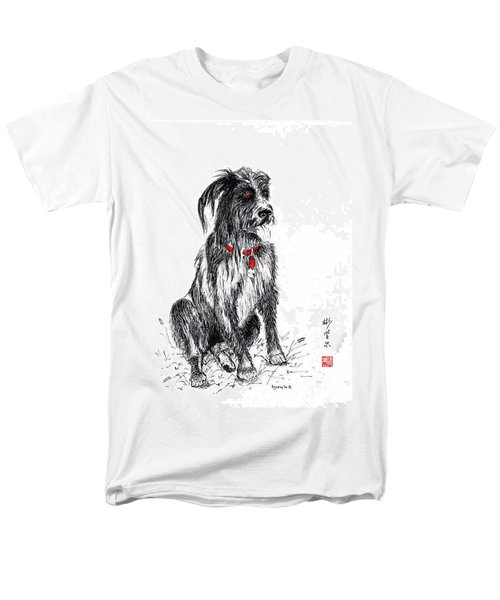 Murphy Men's T-Shirt  (Regular Fit) by Bill Searle