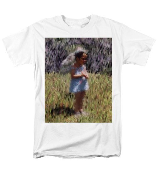 My Lee Men's T-Shirt  (Regular Fit) by Vickie G Buccini