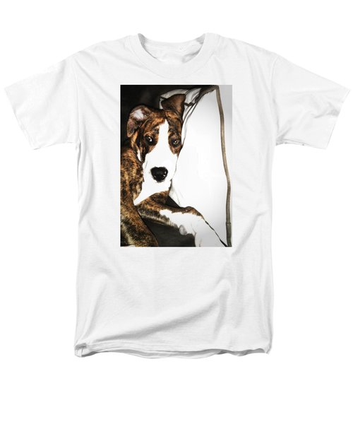 Men's T-Shirt  (Regular Fit) featuring the photograph Nap Time by Robert McCubbin