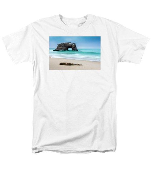 Natural Bridges Men's T-Shirt  (Regular Fit) by Tassanee Angiolillo
