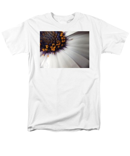 Men's T-Shirt  (Regular Fit) featuring the photograph Nature Photography 5 by Gabriella Weninger - David