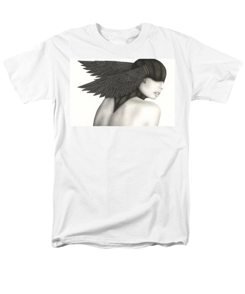 Men's T-Shirt  (Regular Fit) featuring the painting Nevermore by Pat Erickson
