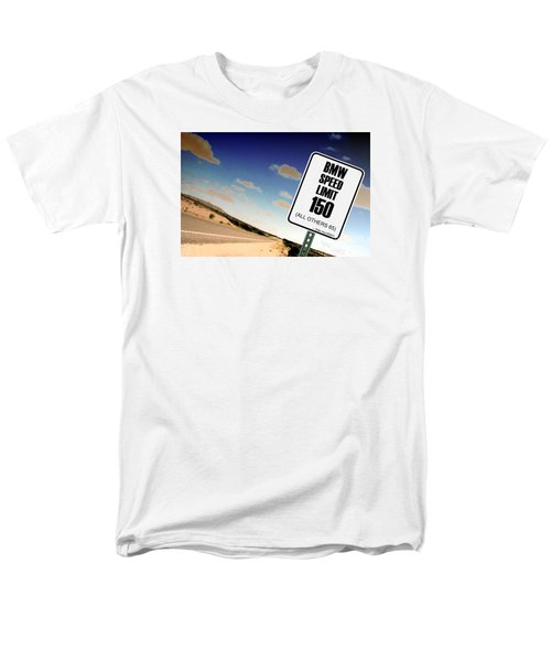Men's T-Shirt  (Regular Fit) featuring the photograph New Limits  by David Jackson