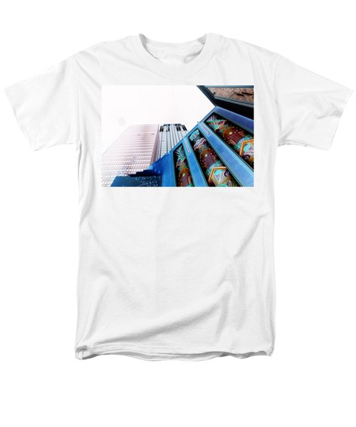 Men's T-Shirt  (Regular Fit) featuring the photograph New York New York by Joel Loftus