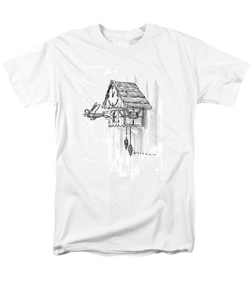 New Yorker February 10th, 1997 Men's T-Shirt  (Regular Fit) by Bill Woodman