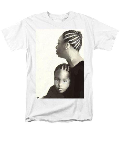 Nina And Lisa Simone Men's T-Shirt  (Regular Fit) by Vannetta Ferguson