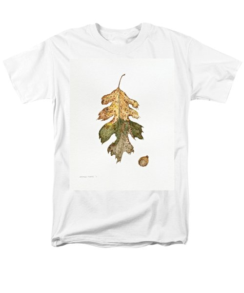 Men's T-Shirt  (Regular Fit) featuring the painting Oak Study by Michele Myers
