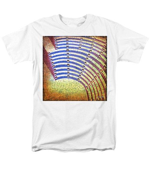 Ochre Auditorium Men's T-Shirt  (Regular Fit)