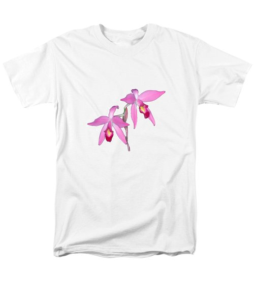 Orchid 1-1 Men's T-Shirt  (Regular Fit) by Andy Shomock