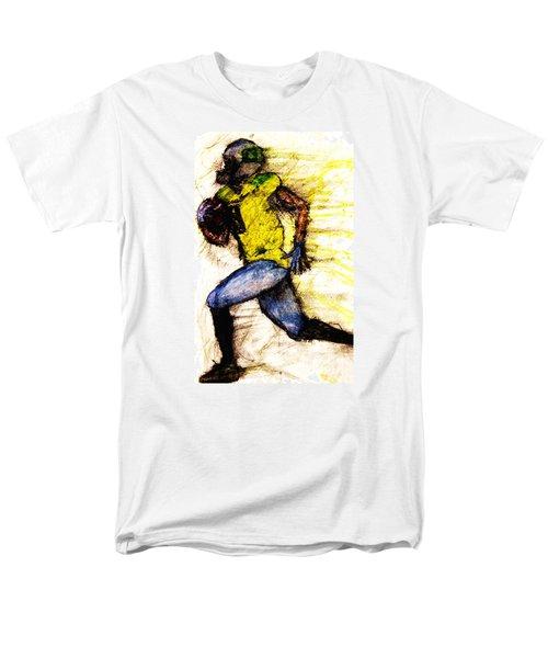 Oregon Football 2 Men's T-Shirt  (Regular Fit) by Michael Cross