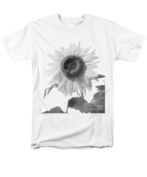 Men's T-Shirt  (Regular Fit) featuring the photograph Over Looking The Garden by Alana Ranney