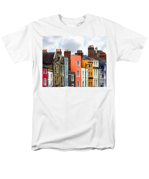 Oxford Medley Men's T-Shirt  (Regular Fit) by William Beuther