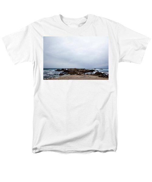 Pacific Horizon Men's T-Shirt  (Regular Fit) by Melinda Ledsome