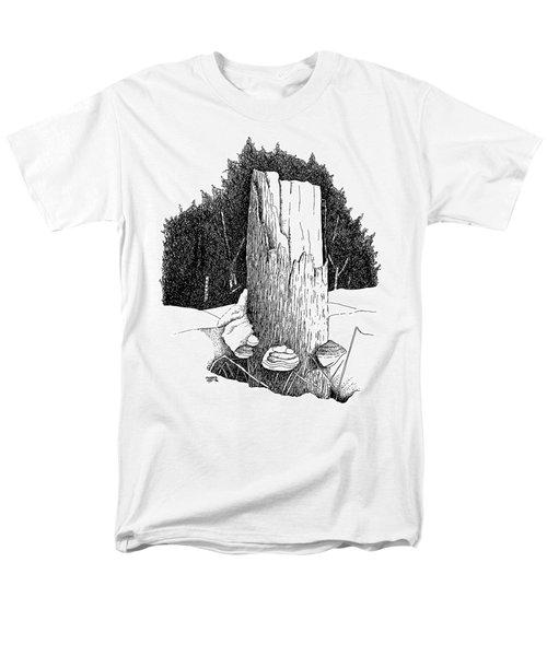 Passing Of Time Men's T-Shirt  (Regular Fit) by Richard Faulkner