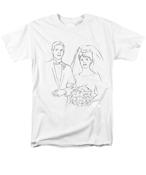 Perfect Wedding Men's T-Shirt  (Regular Fit) by Olimpia - Hinamatsuri Barbu