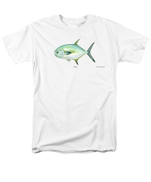 Permit Men's T-Shirt  (Regular Fit) by Charles Harden