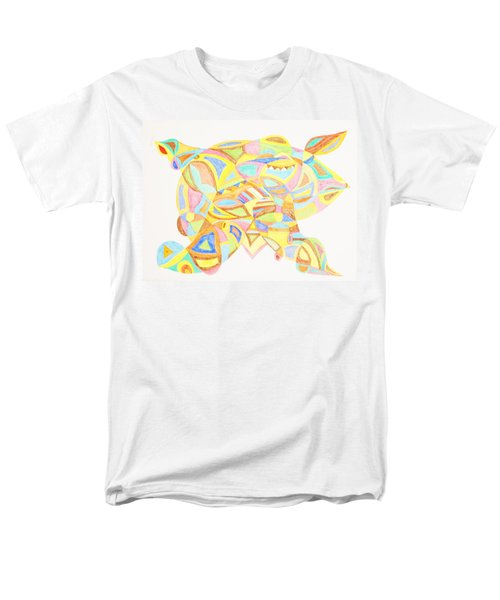 Pigs Can Fly Men's T-Shirt  (Regular Fit) by Stormm Bradshaw