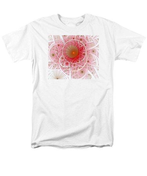 Pink Punk Men's T-Shirt  (Regular Fit) by Shari Nees