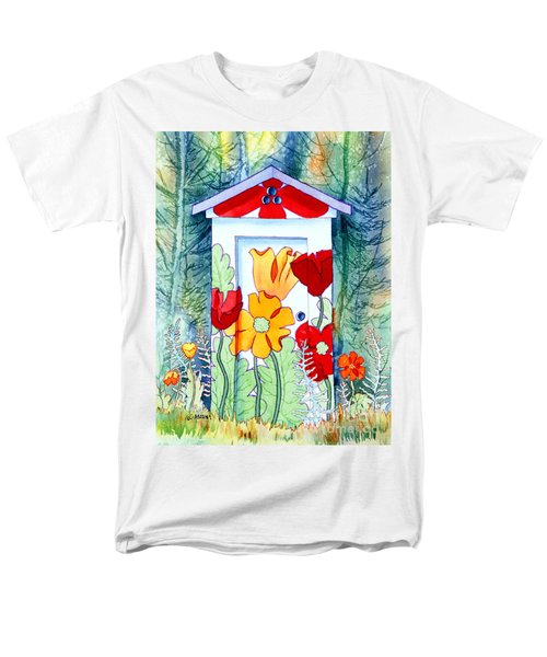 Poppy Potty Men's T-Shirt  (Regular Fit)