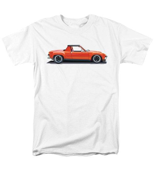 Porsche 914-6 Gt Men's T-Shirt  (Regular Fit) by Alain Jamar