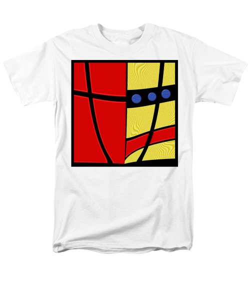 Primary Motivations 2 Men's T-Shirt  (Regular Fit) by Wendy J St Christopher
