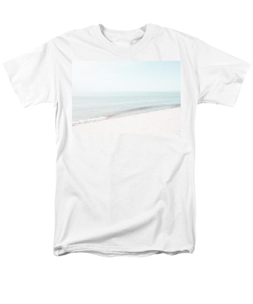 Men's T-Shirt  (Regular Fit) featuring the photograph Provincetown From Ryder Beach by Brooke T Ryan