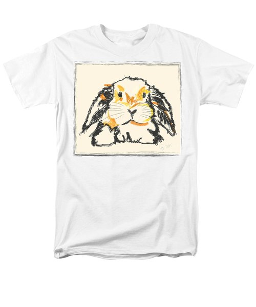 Rabbit Jon Men's T-Shirt  (Regular Fit) by Go Van Kampen