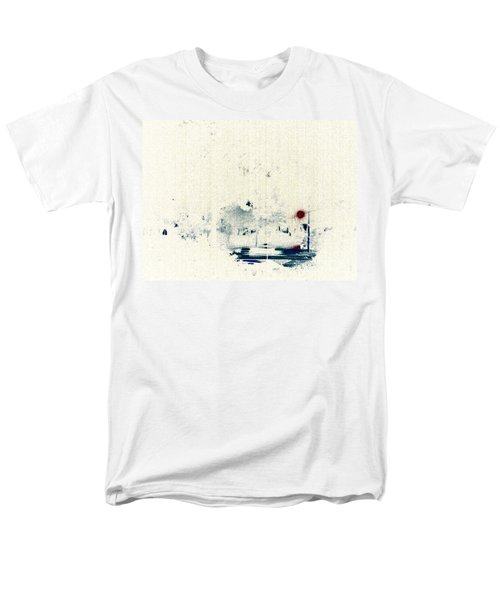 Rain Men's T-Shirt  (Regular Fit) by Jacqueline McReynolds