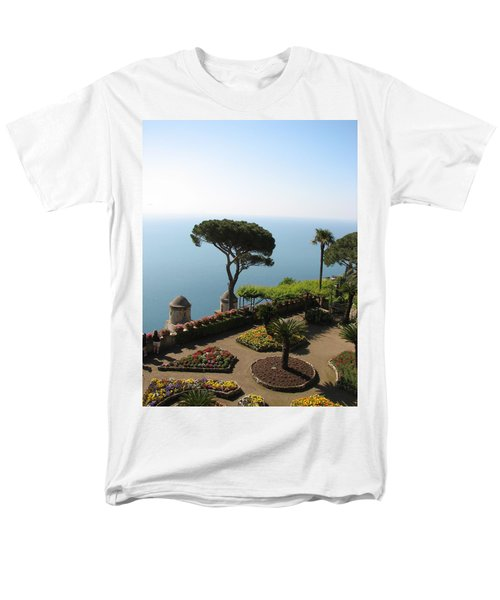 Men's T-Shirt  (Regular Fit) featuring the photograph Ravello by Carla Parris