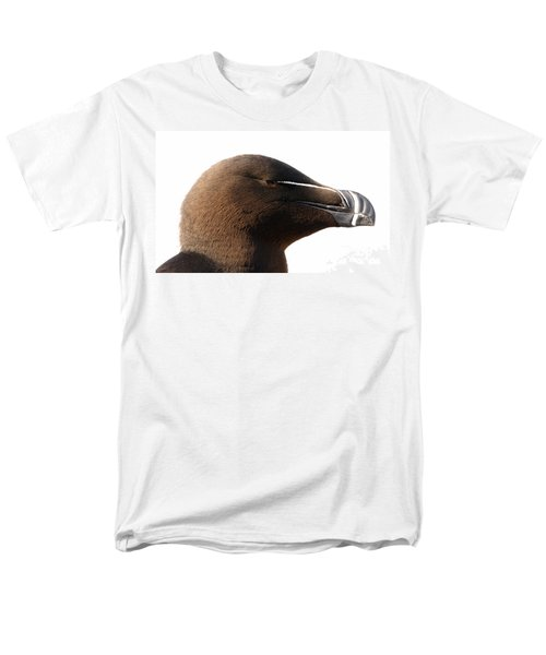 Razorbill Auk Men's T-Shirt  (Regular Fit) by Jeannette Hunt